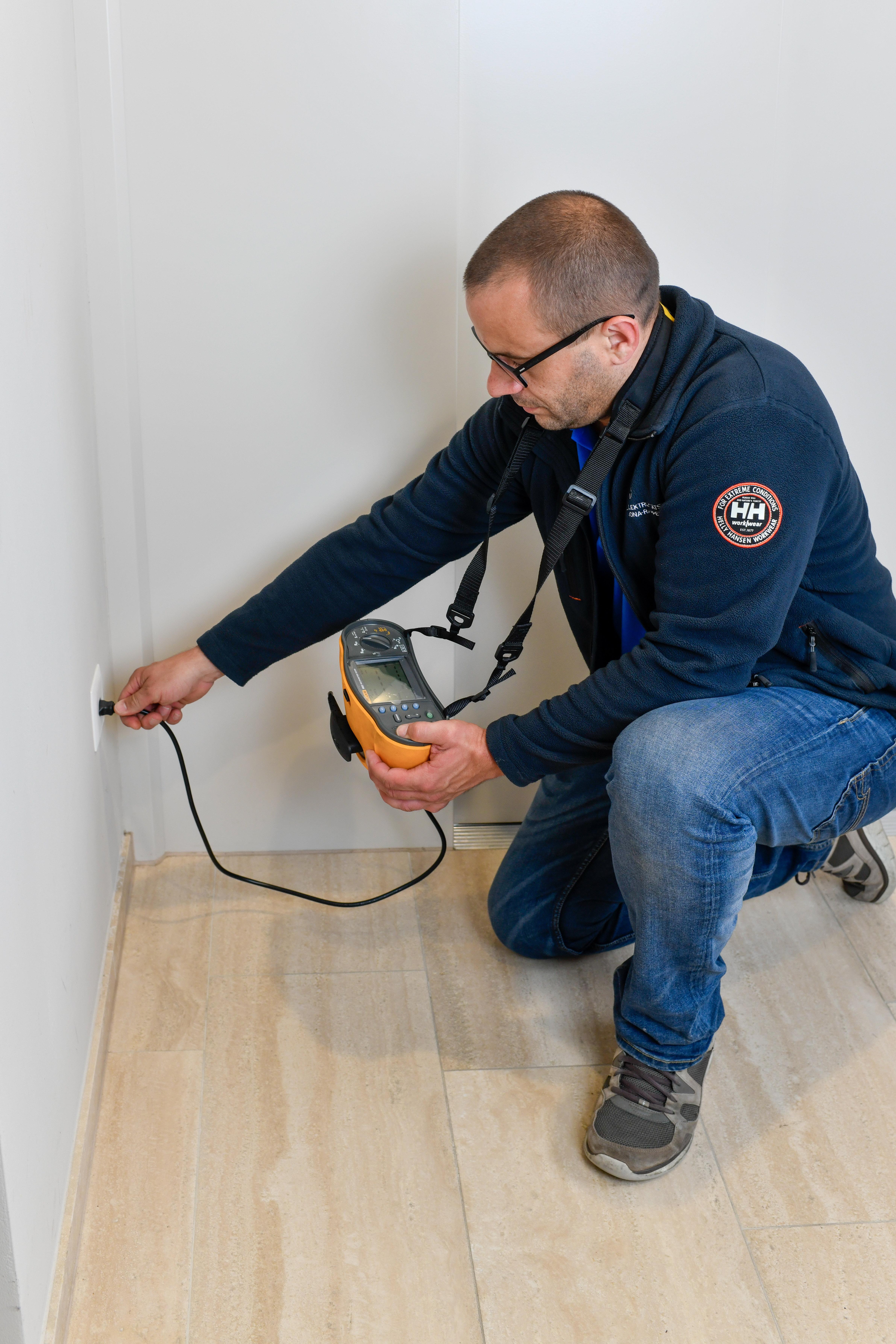 EWJR Installationskontrolle