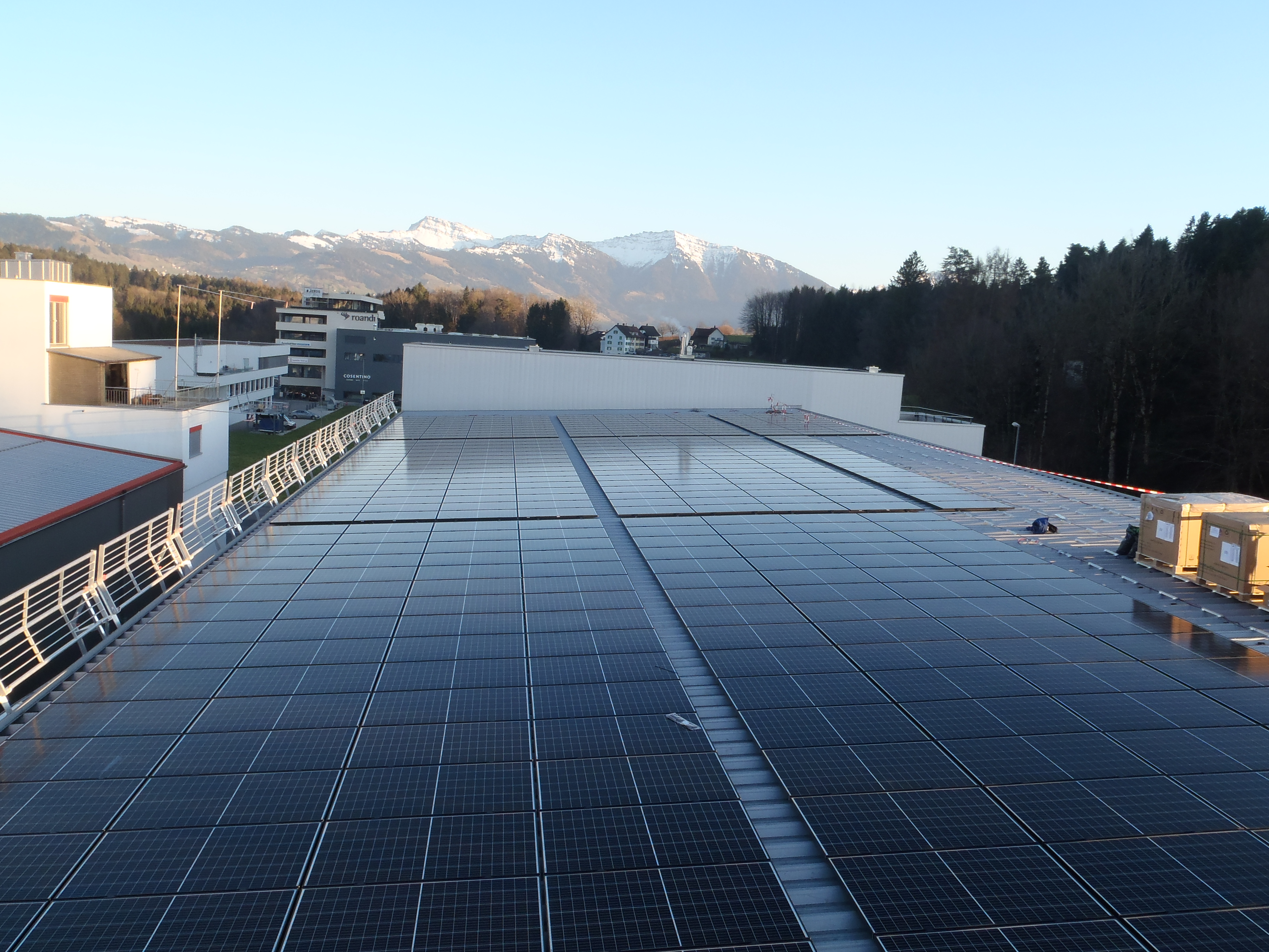 Photovoltaik Oberholzer Bauleistung AG