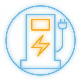 ewjr icons rgb glow e mobilitaet